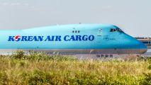 HL7439 - Korean Air Cargo Boeing 747-400F, ERF aircraft