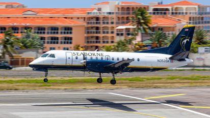 N353SA - Seaborne Airlines SAAB 340