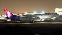N399HA - Hawaiian Airlines Airbus A330-200 aircraft