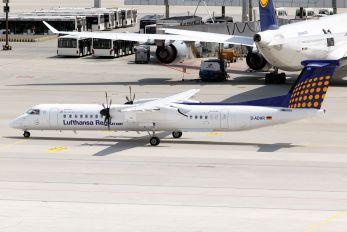 D-ADHR - Augsburg Airways - Lufthansa Regional de Havilland Canada DHC-8-400Q / Bombardier Q400
