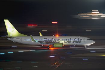 JA804X - Solaseed Air - Skynet Asia Airways Boeing 737-800