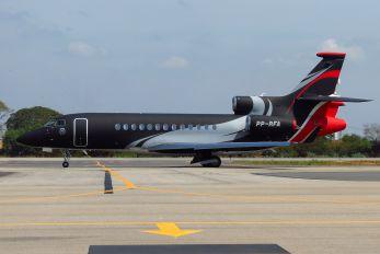 PP-RFA - Private Dassault Falcon 7X