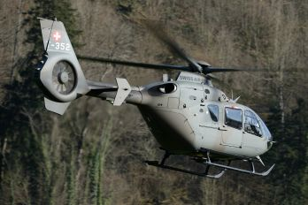 T-352 - Switzerland - Air Force Eurocopter EC635
