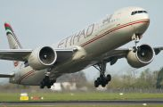 A6-ETG - Etihad Airways Boeing 777-300ER aircraft