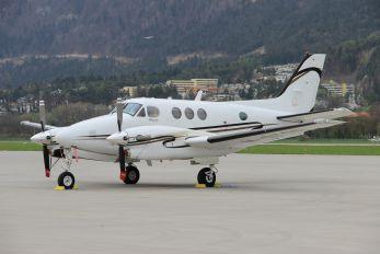 M-OTOR - Private Beechcraft 90 King Air