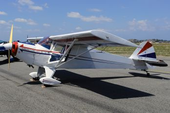 N6588C - Private Taylorcraft SWICK-T