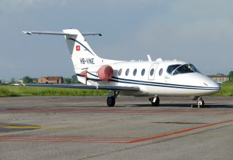 HB-VNE - Private Hawker Beechcraft 400A Beechjet