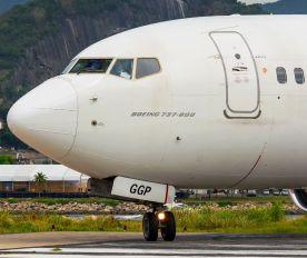 PR-GGP - GOL Transportes Aéreos  Boeing 737-800