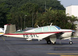 PR-SYL - Private Beechcraft 35 Bonanza V series