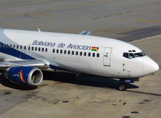 CP-2684 - Boliviana de Aviación - BoA Boeing 737-300