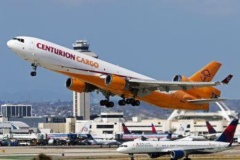 N984AR - Centurion Air Cargo McDonnell Douglas MD-11F