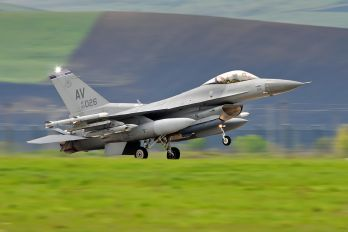 89-2026 - USA - Air Force Lockheed Martin F-16C Fighting Falcon
