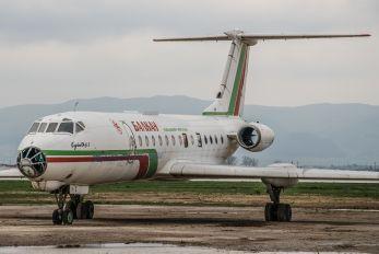 LZ-TUZ - Balkan Tupolev Tu-134A