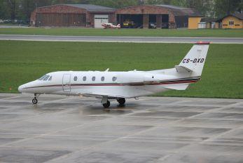 CS-DXD - NetJets Europe (Portugal) Cessna 560XL Citation XLS