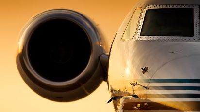 N383LS - Las Vegas Sands Gulfstream Aerospace G-V, G-V-SP, G500, G550