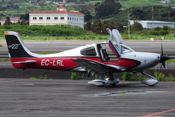 EC-LRL - Private Cirrus SR22