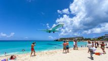 PJ-MDF - Insel Air McDonnell Douglas MD-83 aircraft