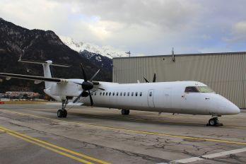 G-JEDK - Amra Leasing de Havilland Canada DHC-8-400Q / Bombardier Q400