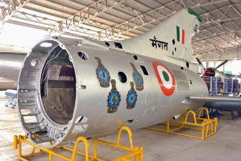 - - India - Air Force Sukhoi Su-7BM