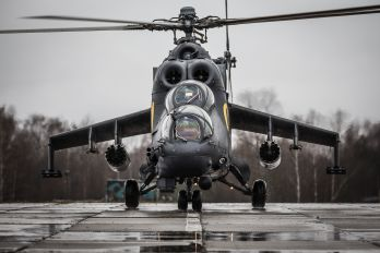 01 - Russia - Air Force Mil Mi-24P