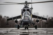 01 - Russia - Air Force Mil Mi-24P aircraft