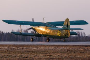 03 - Russia - Air Force Antonov An-2