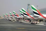 A6-ECG - Emirates Airlines Boeing 777-300ER aircraft