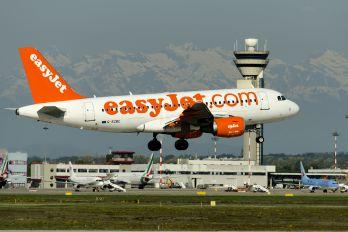 G-EZBC - easyJet Airbus A319
