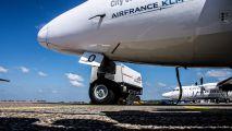 OO-VLO - CityJet Fokker 50 aircraft