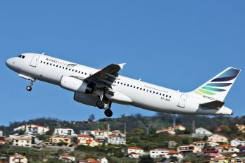 SP-ADK - Windavia Airbus A320