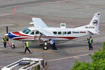 RA-67438 - Tomsk Avia Cessna 208 Caravan