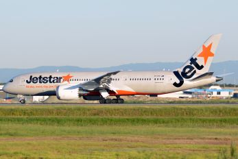 VH-VKD - Jetstar Airways Boeing 787-8 Dreamliner