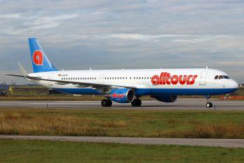 D-ASTD - Germania Airbus A321