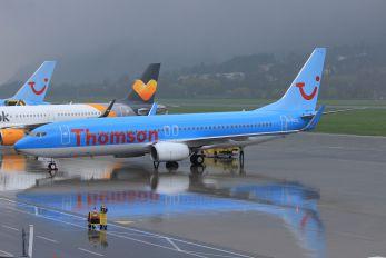 G-FDZZ - Thomson/Thomsonfly Boeing 737-800