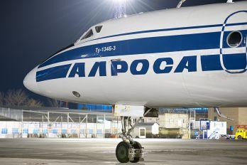 RA-65146 - Alrosa Tupolev Tu-134B