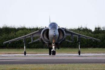 ZG858 - Royal Air Force British Aerospace Harrier GR.9