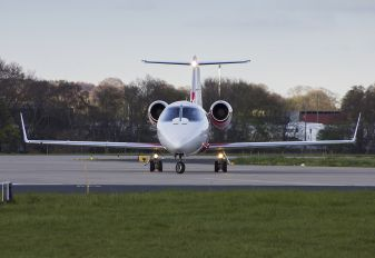 D-CFAI - FAI - Flight Ambulance International Learjet 55