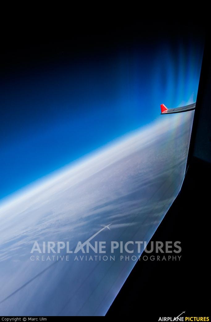 Air Berlin - aircraft at In Flight - Greenland