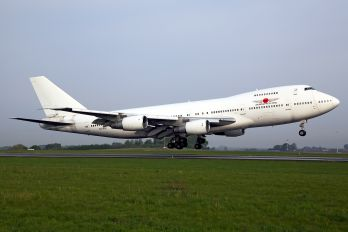 SX-ASC - Aerospace One Boeing 747-200