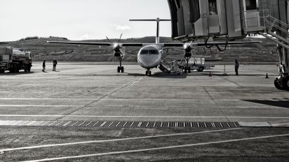 JA859A - ANA Wings de Havilland Canada DHC-8-400Q / Bombardier Q400