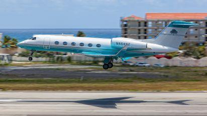 N464ST - Private Gulfstream Aerospace G-IV,  G-IV-SP, G-IV-X, G300, G350, G400, G450