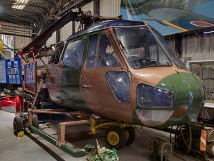 XP190 - British Army Westland Scout AH.1