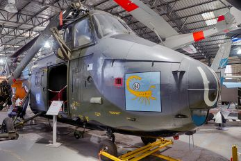 XP345 - Royal Air Force Westland Whirlwind HAR.10