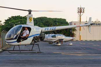 PT-YZZ - Bravo Escola de Aviação Civil Robinson R22