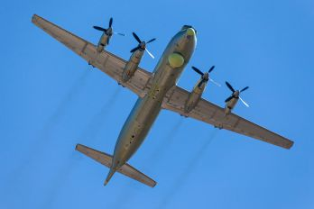 - - Russia - Air Force Ilyushin Il-38