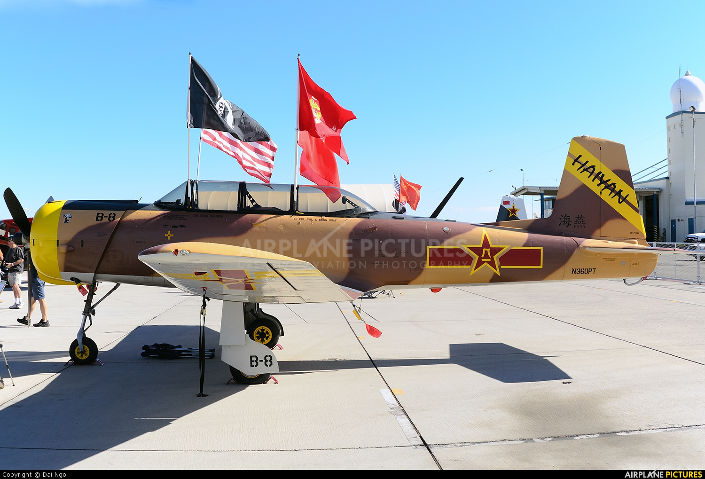 Private N360PT aircraft at Yuma