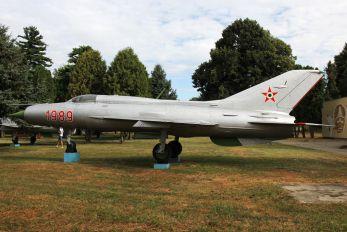 505 - Hungary - Air Force Mikoyan-Gurevich MiG-21PF
