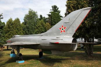 801 - Hungary - Air Force Mikoyan-Gurevich MiG-21F-13