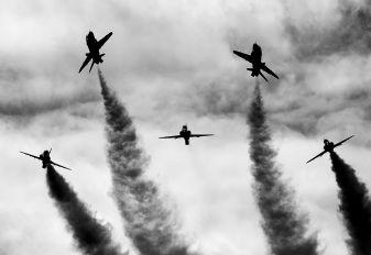 "XX245 - Royal Air Force ""Red Arrows"" British Aerospace Hawk T.1/ 1A"