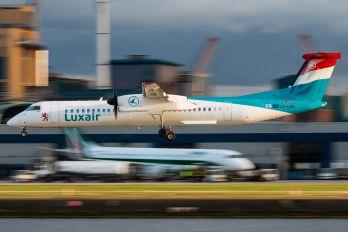 LX-LGH - Luxair de Havilland Canada DHC-8-400Q / Bombardier Q400